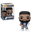 Funko POP - NFL - Cowboys - Ezekiel Elliott (Away) - Vinyl Collectible Figure