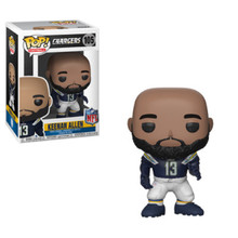 Funko POP - NFL - Chargers - Keenan Allen - Vinyl Collectible Figure