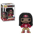 Funko POP - NFL - Niners - Richard Sherman (Red) - Vinyl Collectible Figure