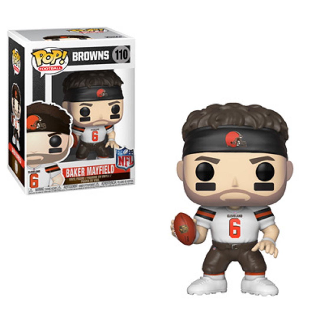 Funko POP - NFL - Draft - Baker Mayfield - Vinyl Collectible Figure