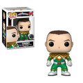 Funko POP - Power Rangers S7 - Green Ranger (No Helmet) - Vinyl Collectible Figure