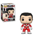 Funko POP - Power Rangers S7 - Red Ranger (No Helmet) - Vinyl Collectible Figure