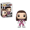Funko POP - Power Rangers S7 - Pink Ranger (No Helmet) - Vinyl Collectible Figure