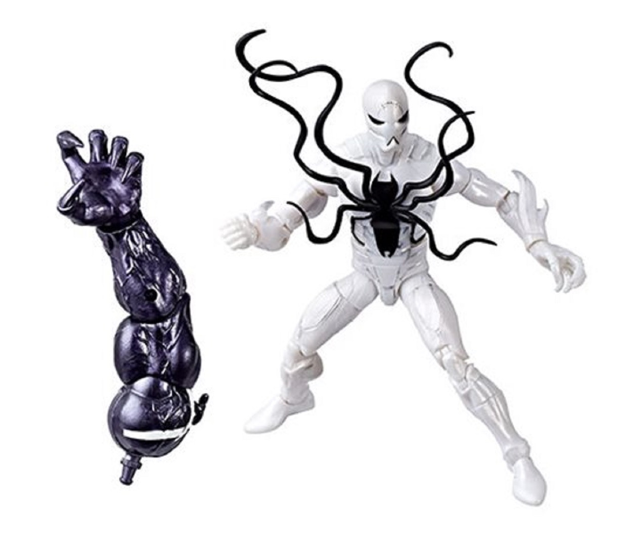 Action Figure Toy - Venom Marvel Legends - Poison Spider - 6 Inch - Wave 1