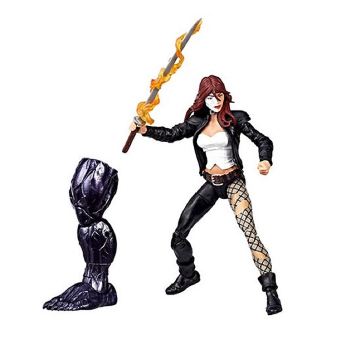 Action Figure Toy - Venom Marvel Legends - Typhoid Mary - 6 Inch - Wave 1