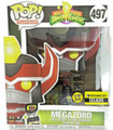 Funko POP - Power Rangers - Megazord - Glow In The Dark Exclusive - 25 Years Anniv