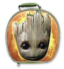 Lunch Box - Groot - 9.5 Inches - 3D Image
