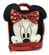 Lunch Box - Minnie Mouse - Insulated - Double Compartment