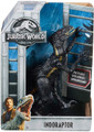 Action Figure Toy - Jurassic World - Indoraptor - 11 Inches