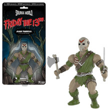 Action Figure Toy - Horror - Savage World - Friday the 13th - Jason