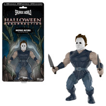 Action Figure Toy - Horror - Savage World - Halloween - Michael Meyers