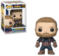 Funko POP - Infinity War - Captain America - Vinyl Collectible Figure