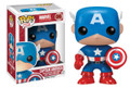 Funko POP - Marvel - Captain America - Vinyl Collectible Figure