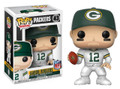 Funko POP - NFL - Aaron Rodgers - Green Bay Color Rush - Vinyl Collectible Figure