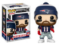 Funko POP - NFL - Julian Edelman - Patriots Home - Vinyl Collectible Figure
