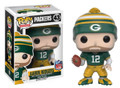 Funko POP - NFL - Aaron Rodgers - Wave 3 - Vinyl Collectible Figure