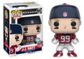 Funko POP - NFL - JJ Watt - Wave 3 - Vinyl Collectible Figure