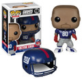Funko POP - NFL - Victor Cruz - Wave 1 - Vinyl Collectible Figure