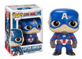 Funko POP - Captain America 3 - Captain America - Vinyl Collectible Figure