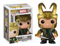Funko POP - Marvel - Helmeted Loki - Vinyl Collectible Figure