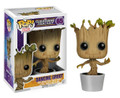 Funko POP - Marvel - Dancing Groot - Vinyl Collectible Figure