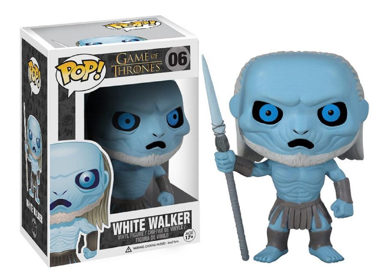 Funko POP - Game of Thrones - White Walker - Vinyl Collectible Figure