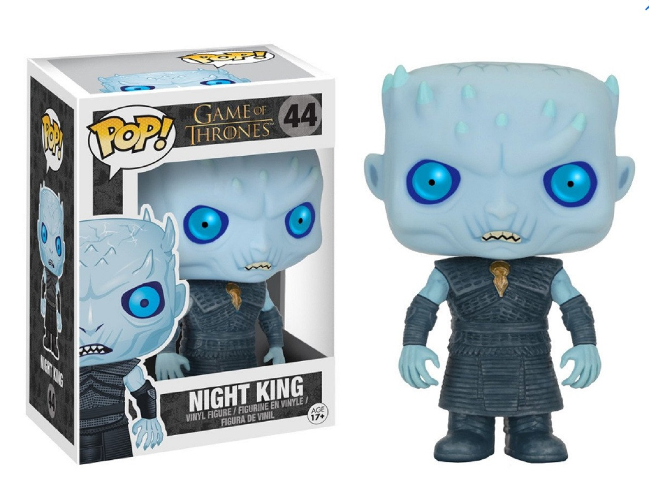 Funko POP - Game of Thrones - Night King - Vinyl Collectible Figure