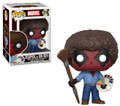 Funko POP - Deadpool Playtime - Bob Ross - Vinyl Collectible Figure