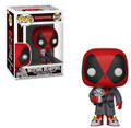 Funko POP - Deadpool Playtime - Deadpool In Robe - Vinyl Collectible Figure