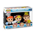 Funko POP - AD Icons - Rice Crispies - Snap Crackle and Pop - 3 Pack - Vinyl Collectible Figures