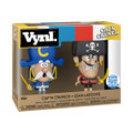 Funko VYNL - AD Icons - Cap'n Crunch - Cap'n Crunch and Jean Lafoote - 2 Pack - Vinyl Collectible Figures