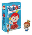 Funko POP - Cereals - Freddy Funko's - w Freddy - 7oz Cereal