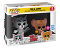 Funko POP - Tom and Jerry - 2 Pack - Vinyl Collectible Figures