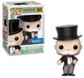 Funko POP - Monopoly - Mr Monopoly Exclusive - Vinyl Collectible Figure