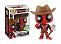 Funko POP - Deadpool Cowboy - 2016 SCE - Vinyl Collectible Figure