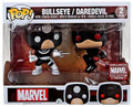 Funko POP - Marvel - Daredevil vs Bulls Eye - 2 Pack - Vinyl Collectible Figure