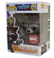 Funko POP - Rocket with Groot - Vinyl Collectible Figure