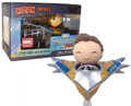 Funko DORBZ - Ridez - Star Lord w the Milano - Vinyl Collectible Figure
