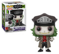 Funko POP - Horror - Beetlejuice w/ Hat - Vinyl Collectible Figure