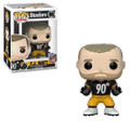 Funko POP - NFL - Steelers - TJ Watt - Vinyl Collectible Figure