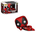 Funko POP - Deadpool Parody - Deadpool Laying Down - Vinyl Collectible Figure