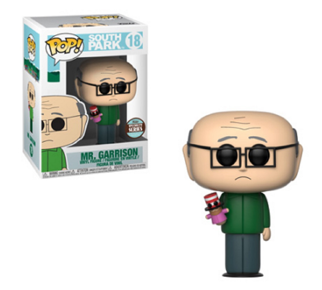 Funko POP - South Park - Mr Garrison - Specialty Series - Vinyl Collectible Figure