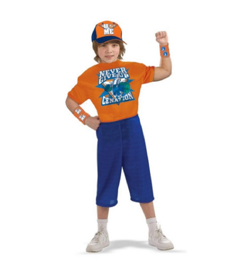 Costume - WWE - John Cena - Kids - Size Small