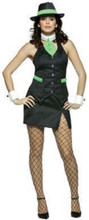 Costume - Gangster Doll - Girls - Size 4-10