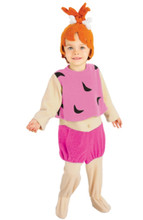 Costume - Flintstones - Pebbles - Kids - Size Medium