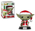 Funko POP - Star Wars - Holiday - Santa Yoda - Vinyl Collectible Figure