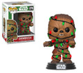 Funko POP - Star Wars - Holiday - Chewie w Lights - Vinyl Collectible Figure