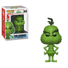 Funko POP - The Grinch Movie - Grinch - Vinyl Collectible Figure