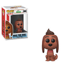 Funko POP - The Grinch Movie - Max the Dog - Vinyl Collectible Figure