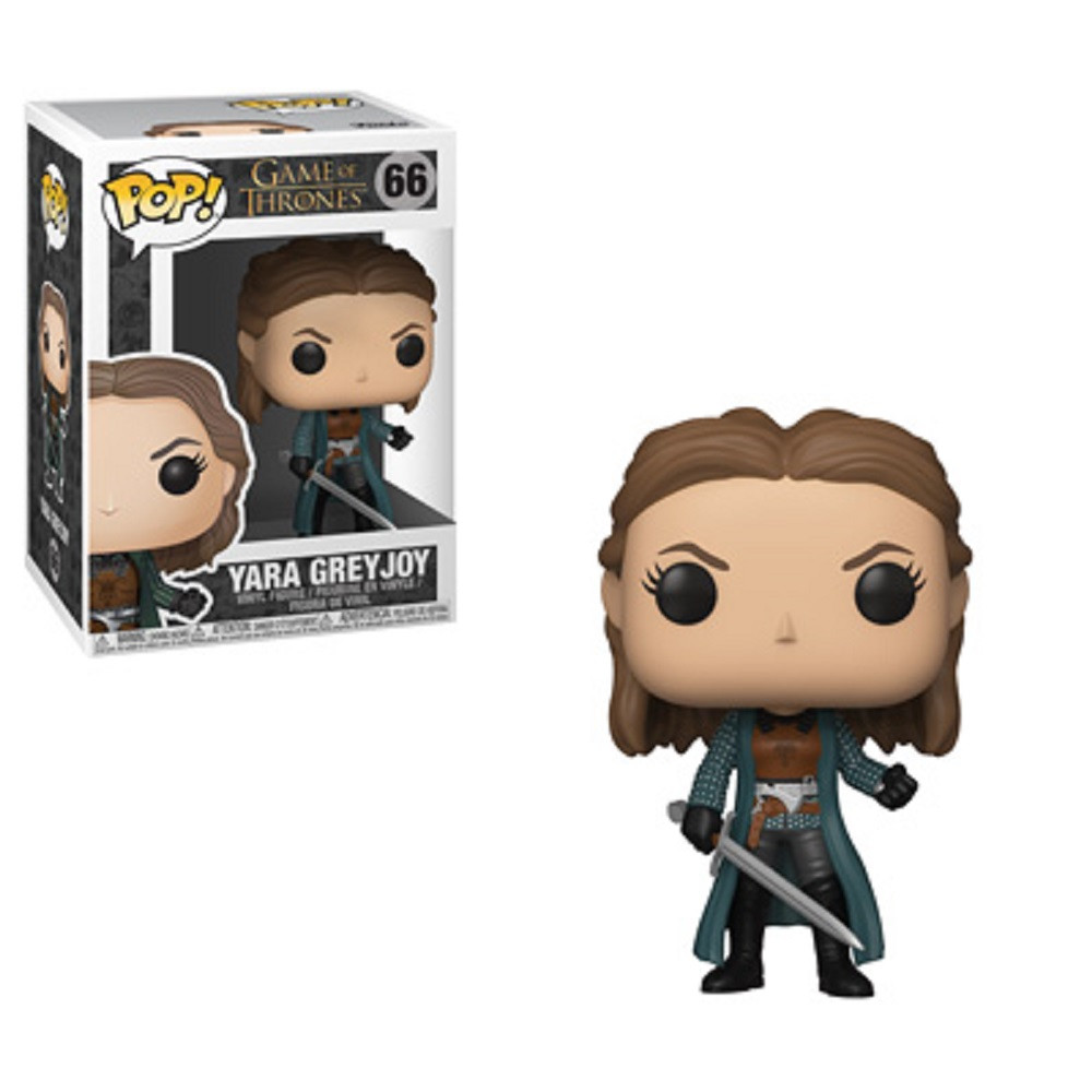 Funko POP - Yara Greyjoy - Game of Thrones S9 - Vinyl Collectible Figure